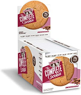 LENNY & LARRYS Snickerdoodle Complete Cookie Box, 4 OZ