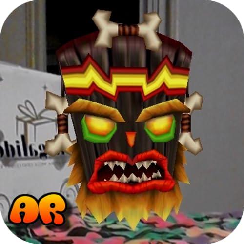 [AR] Uka Uka Virtual Action Figure!