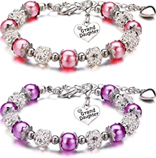 Best heart charm bracelets with austrian crystals Reviews