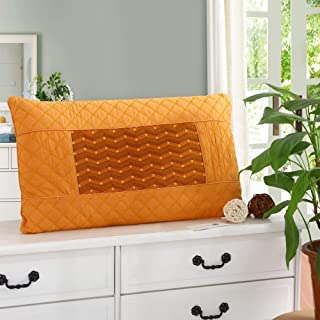 HealthyLine - Therapeutic Pillow - Natural Sleep Aid and Wake Up Fast - Promotes Calm & Relaxation, Stay Asleep - Wake Up ...