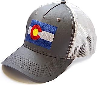 Colorado Flag Hat Colorado Flag Colorado Hat Colorado Cap Colorado Gift Colorado Avalanche Colorado Flag Trucker Hat CO Hat
