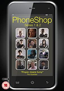 PhoneShop Series 1&2 Phone Shop - Series One and Two NON-USA FORMAT, PAL, Reg.2 United Kingdom