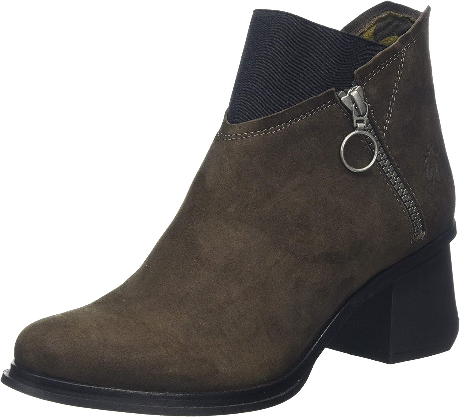 FLY London Women's 国産品 Boots Ankle 国際ブランド