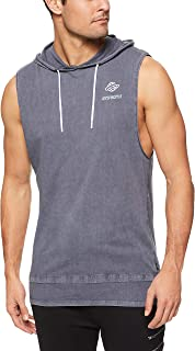 St. Goliath Men's Offshoot Muscle, Grey