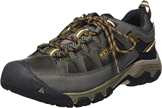 KEEN Men's Targhee Iii Waterproof Low Rise Hiking Shoes