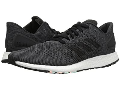 adidas Running PureBOOST DPR (Black/Grey Five/DGH Solid Grey) Women