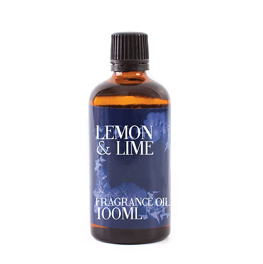 キャプテンブライナイロン幼児Mystic Moments | Lemon & Lime Fragrance Oil - 100 ml
