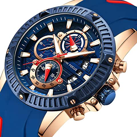 Mini Focus Men's Chronograph Watch