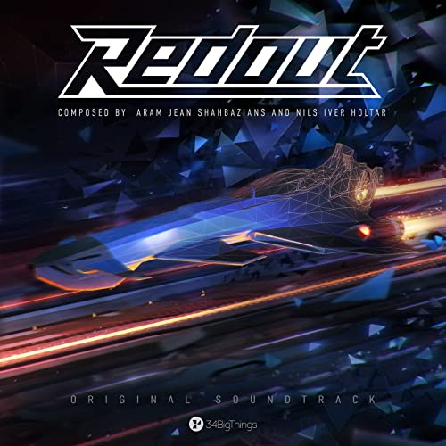 Redout (Original Game Soundtrack) by Aram Shahbazians & Nils