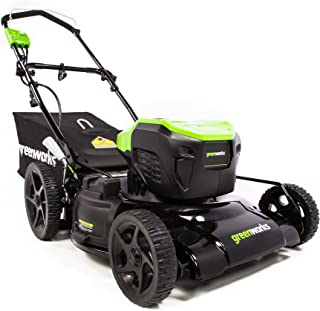 Best greenworks 21-inch 13 amp corded lawn mower mo13b00 Reviews