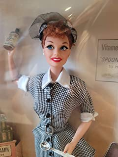 Barbie I Love Lucy The Ballet Lucy Doll
