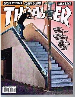 THRASHER Magazine (Sept 2012) Skateboarding, Music & More