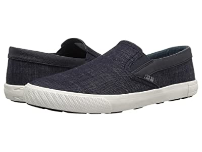 Ben Sherman Pete Slip-On (Blue Denim) Men