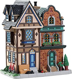 Lemax Village Collection King Street Rowhouses #85376