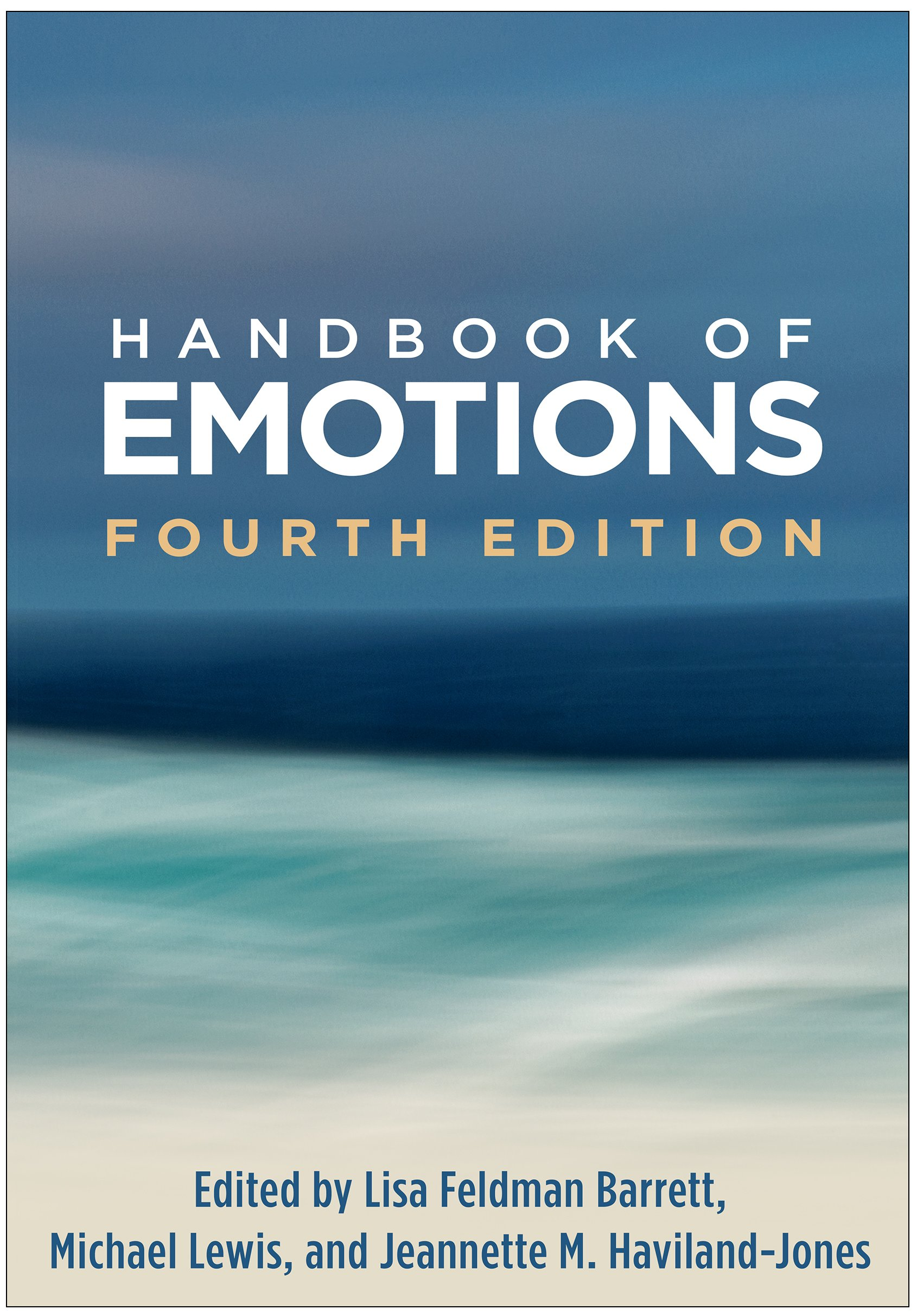 Image OfHandbook Of Emotions, Fourth Edition