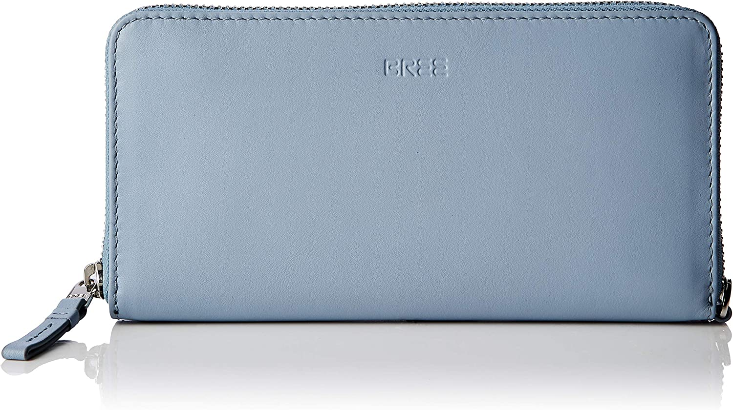 BREE Collection Issy 131, Celestial bluee, Zip. C. P. S19, Women's Wallet, bluee (Celestial bluee), 1.5x10x19.5 cm (B x H T)