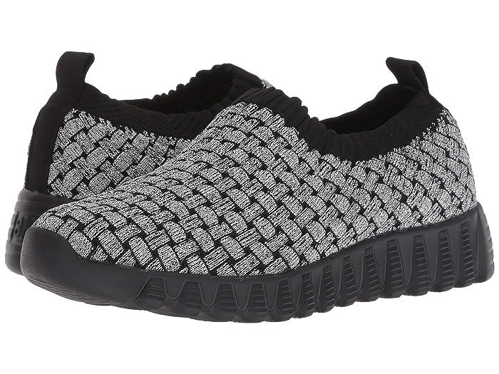 bernie mev.  Tender (Black/Silver) Womens  Shoes