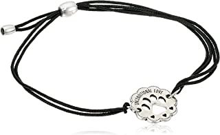Alex and Ani Womens Kindred Cord Unconditional Love