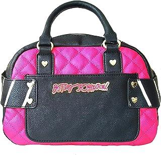 Betsey Johnson Women's Bag Guitar Strap Mini Red
