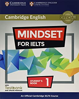 Mindset for IELTS Level 1 Student's Book with Testbank and Online Modules: An Official Cambridge IELTS Course (Cambridge E...