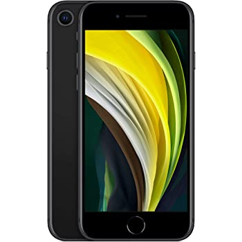 Neu Apple iPhone SE (128 GB) - Schwarz