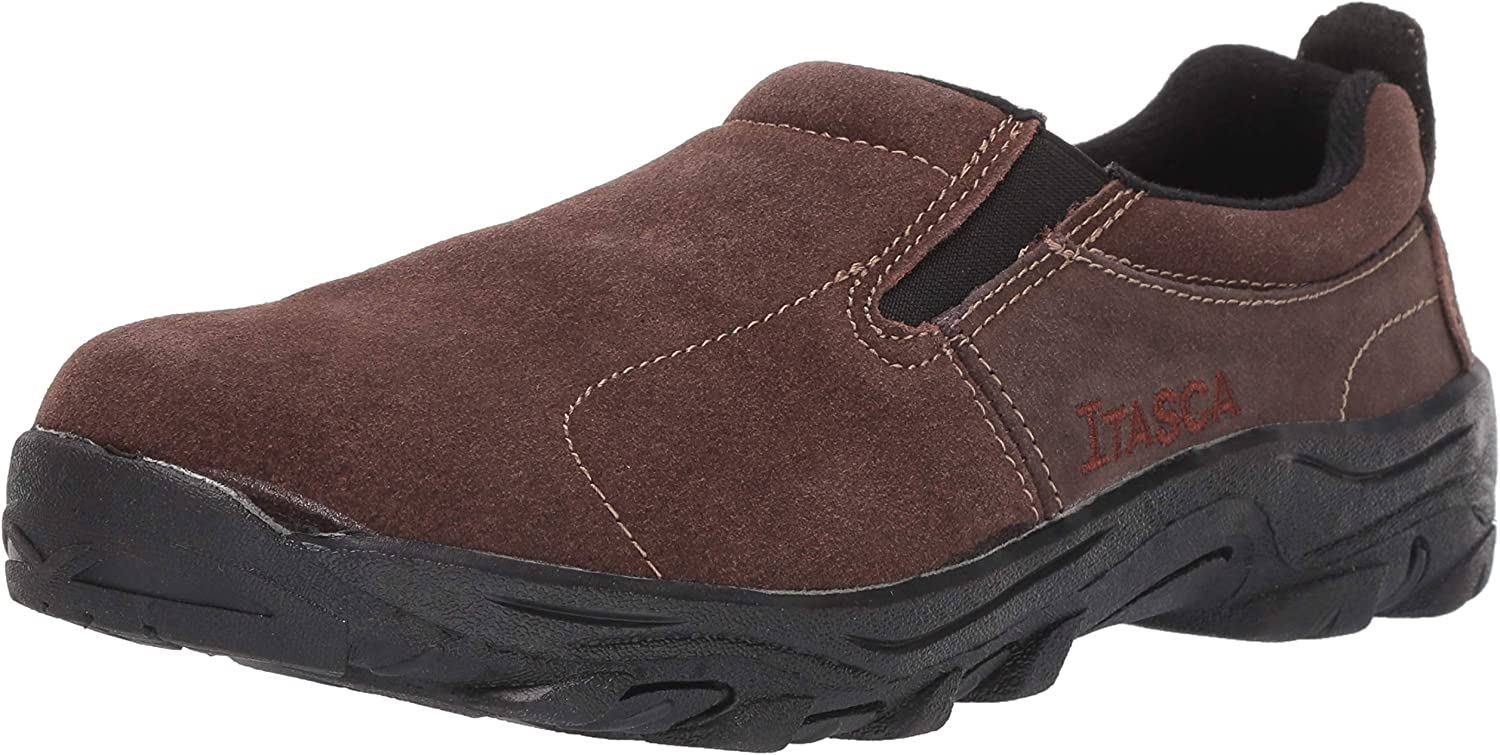 Itasca Men's New life free shipping Searay Hiking Shoe Suede