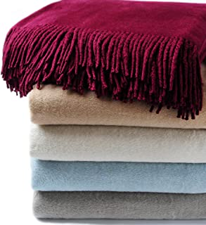 Best yellow wool throw Reviews