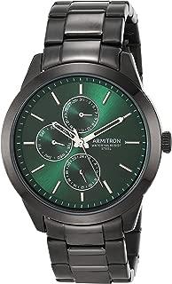 Men's Multi-Function Black Bracelet Watch, 20/5435GNTI