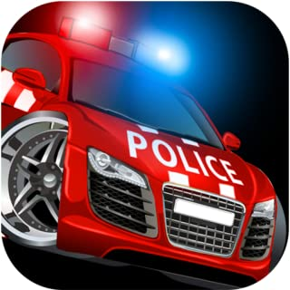 Ultimate cop games free driving: Police car chase for kids