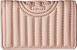Fleming Mini Stud Slim Medium Wallet