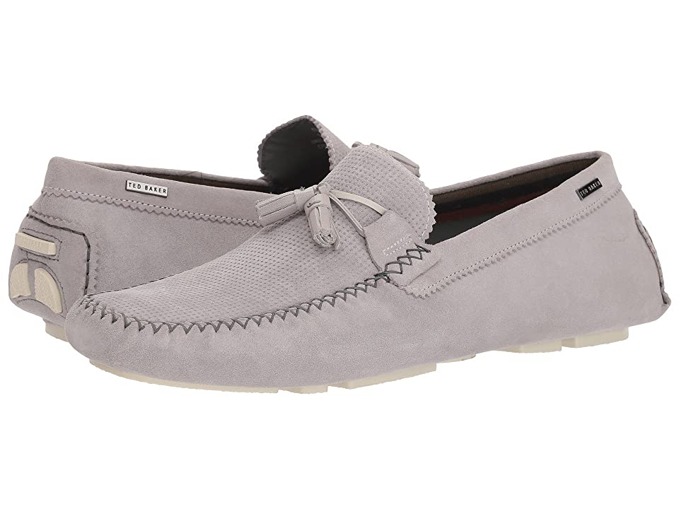 Ted Baker Erbonn (Light Grey Suede) Men