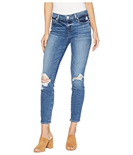 Verdugo Ankle Jeans in Embarcadero Destructed