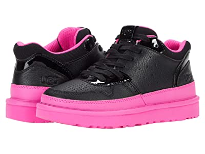 UGG Highland Sneaker (Black/Rock Rose) Women