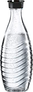 Sodastream 1047106980 vatten karaff, glass, genomskinlig, 615 ml