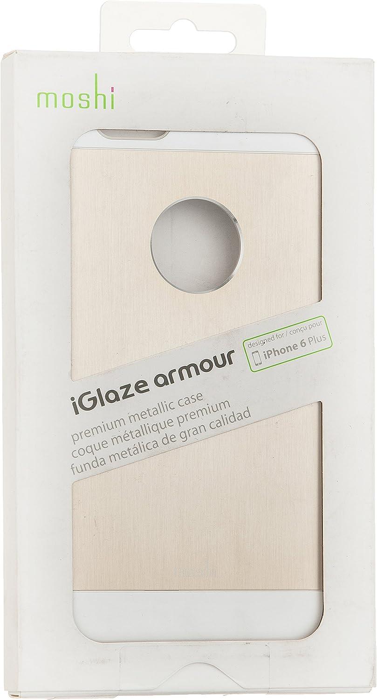 Sale SALE% OFF Moshi iGlaze Armour Premium Aluminium Case 6 5. iPhone New mail order Plus For