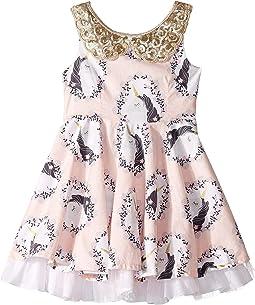 Fashionista Unicorn Dress (Toddler/Little kids)