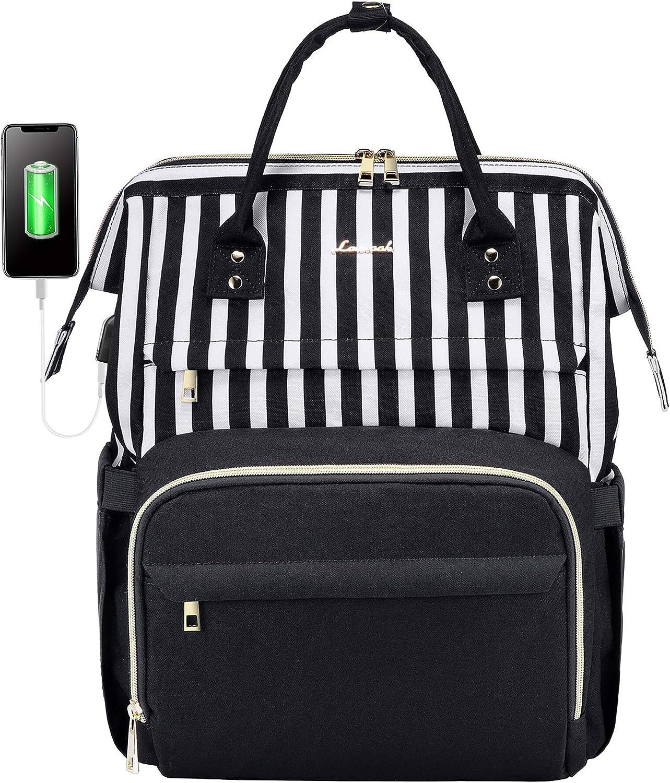 Laptop Backpack Women Teacher Nurse 15.6 Inch Bags Award-winning 2021 new store Wom