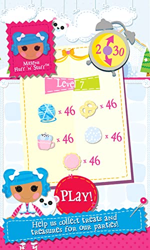 Lalaloopsy: Puzzle Party!