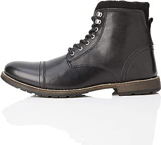 Amazon Brand - find. Men's Leather