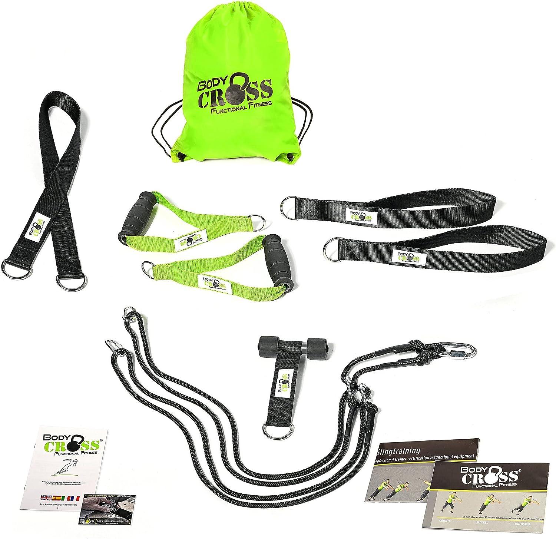 Bodycross - Suspension Trainer Basic sin tiradores