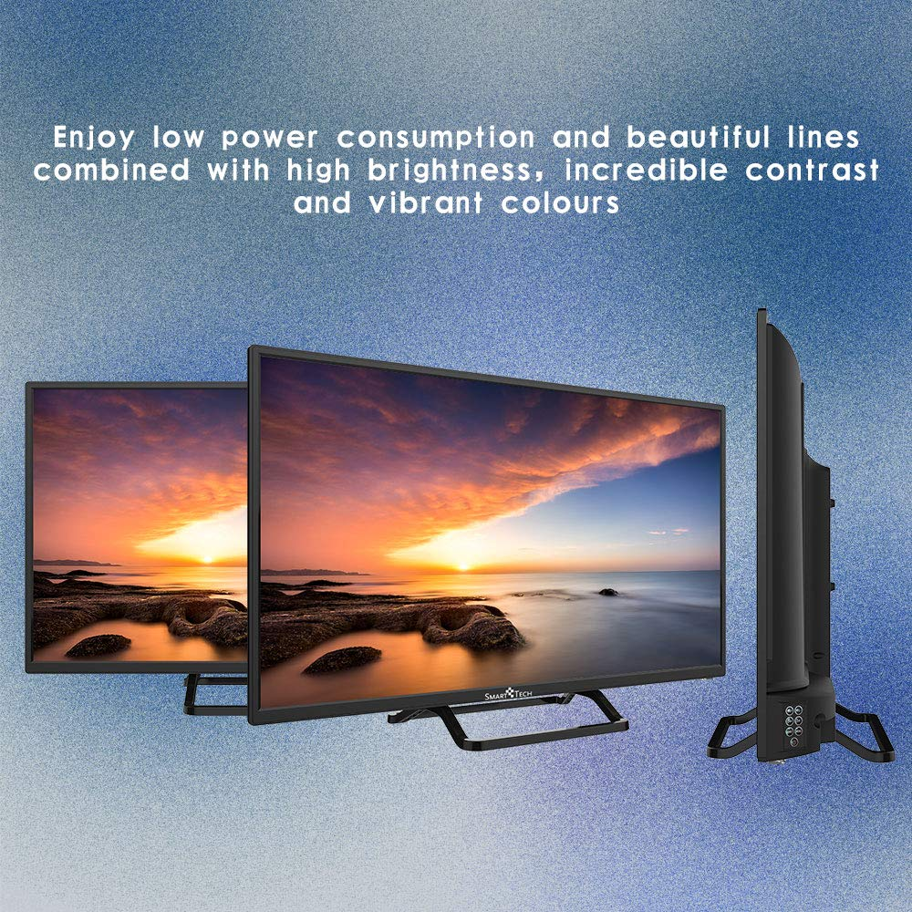 Smart-Tech SMT32P28SLN83U Smart Televisor HD de 32 Pulgadas con ...