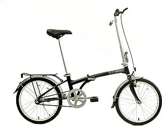 Dahon Boardwalk Folding Bike, Obsidian