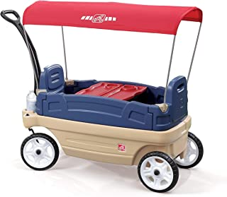 Step2 Whisper Ride Touring Wagon, Multi Color, 837200
