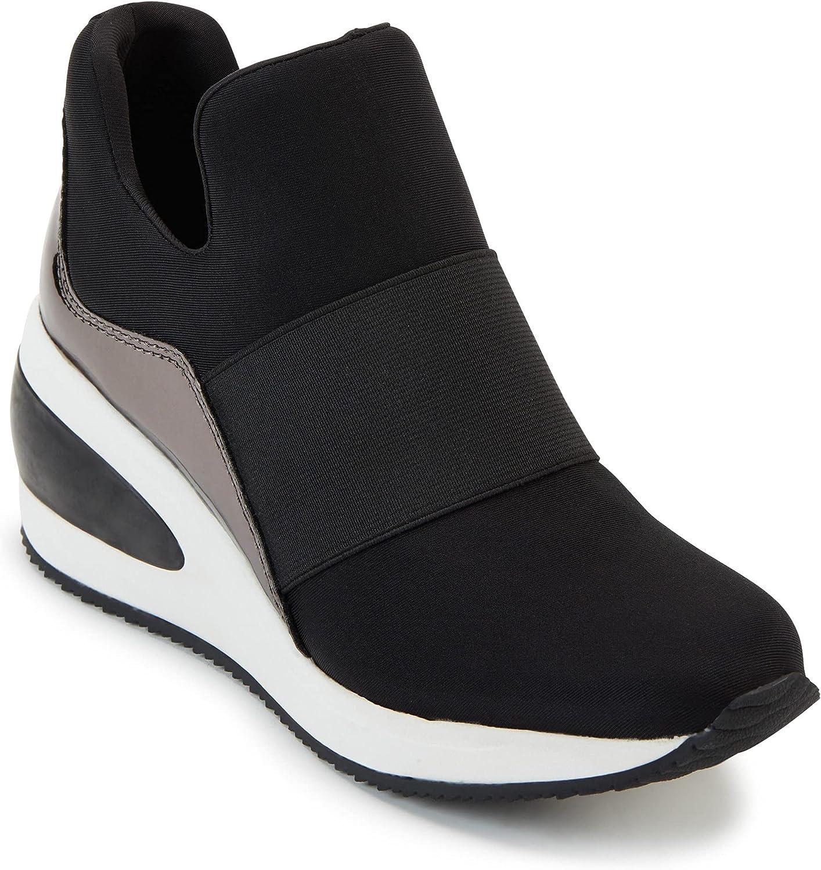 DKNY Damen Borg Sneaker
