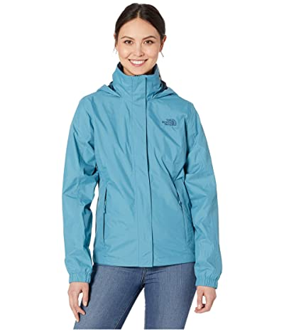 The North Face Resolve 2 Jacket (Storm Blue) Women