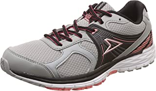 Power Women's Rush Momentus L.Grey and Pink Running Shoes-5 UK (38 EU) (5082151)