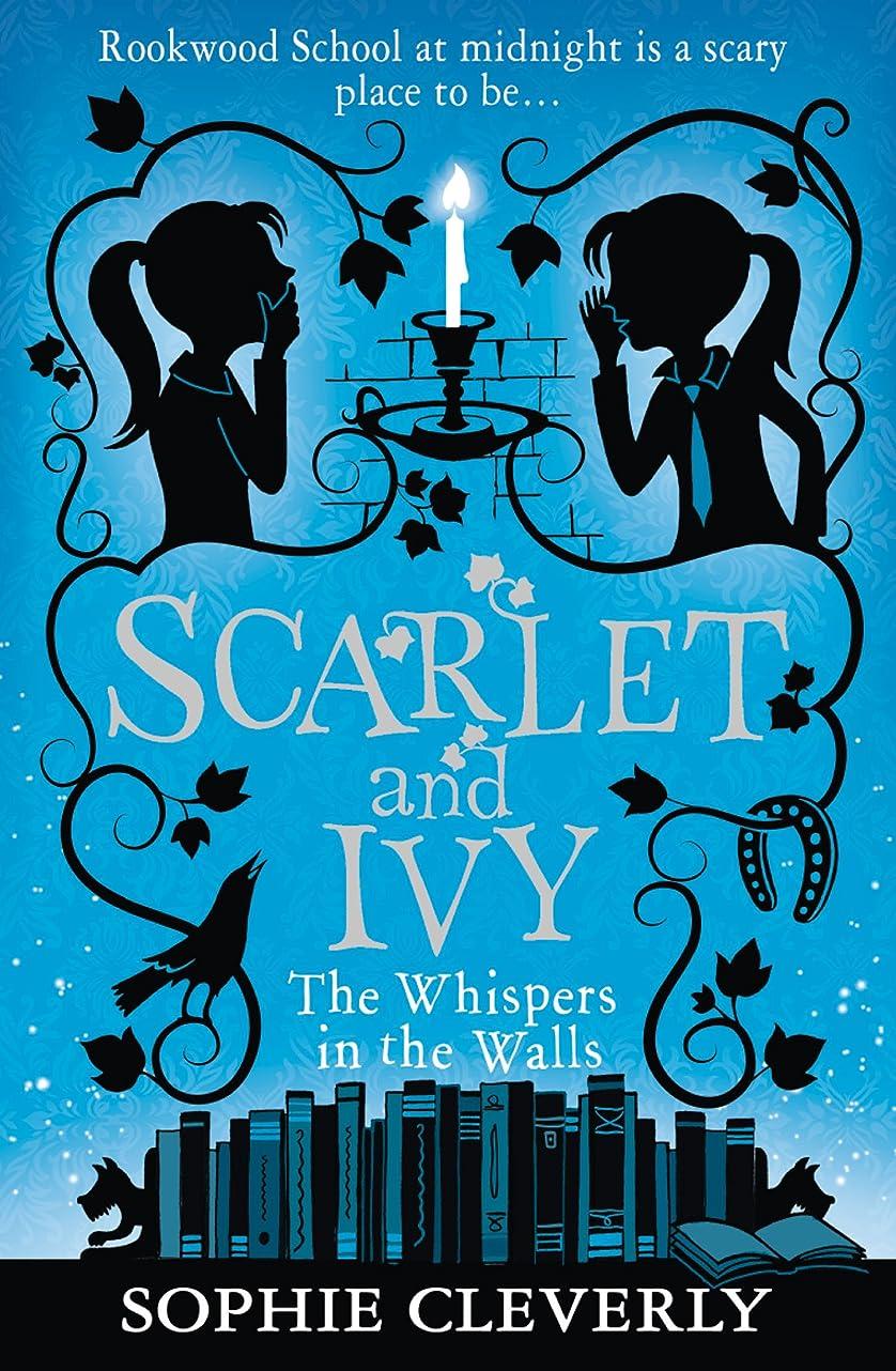小康匿名欺The Whispers in the Walls (Scarlet and Ivy, Book 2) (English Edition)