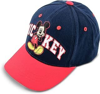 Little Boys Mickey Mouse Cotton Baseball Cap