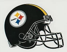 a ag 4 Pack Pittsburgh Steelers Die Cut Stickers NFL Football Helmet Logo Sticker Team Set Steel City