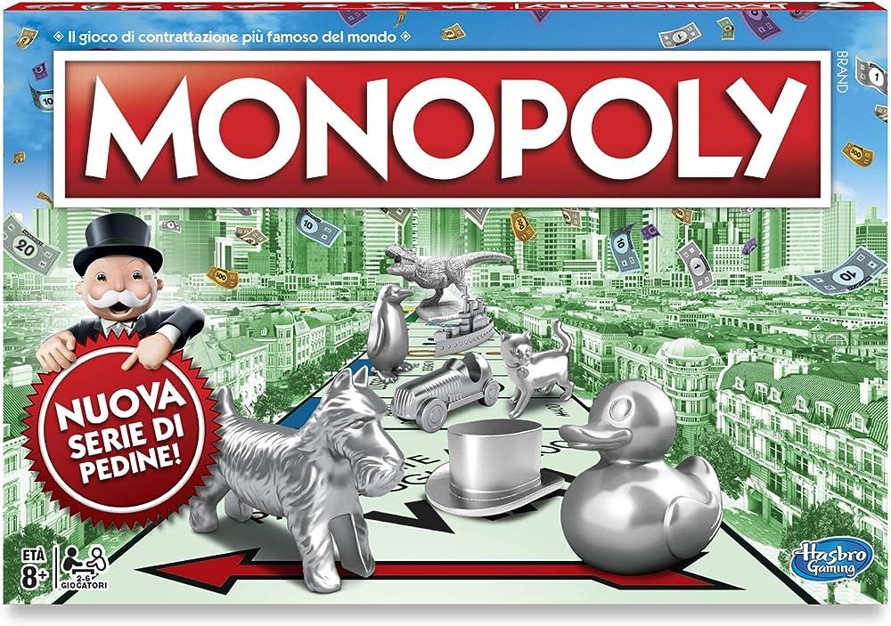 Monopoly  classico C1009103